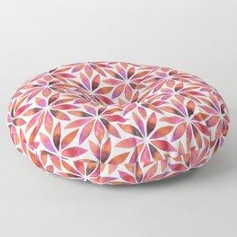 Star Petals Floor Pillow