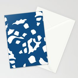 Nature Love - Blue. Stationery Cards