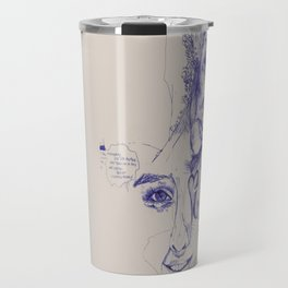 Audacity  Travel Mug