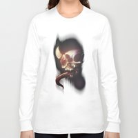 nightmare Long Sleeve T-shirts featuring Nightmare by Rudolf Odobasic