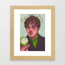 Fruity Jarvis Framed Art Print