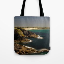 Trevose Head to Constantine Bay, Cornwall, UK Tote Bag