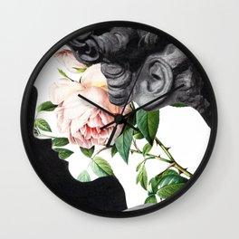 The Masculine & The Feminine 5 Wall Clock