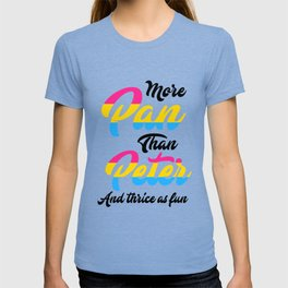 Gay Pride Parade LGBT Lesbian Gay Bi Trans Queer Pan Light T-shirt