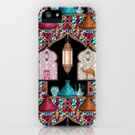 Marrakech Night iPhone Case