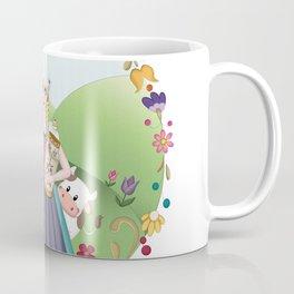 The story of the milkmaid Coffee Mug
