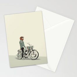 The Woman Rider Stationery Cards