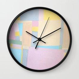 JANE SAYS Wall Clock