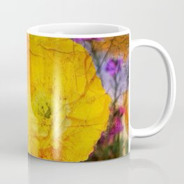 Poppy Illusion Coffee Mug
