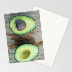 make me some guac Stationery Cards