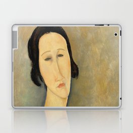 "Amedeo Modigliani ""Madame Hanka Zborowska"" Laptop & iPad Skin"