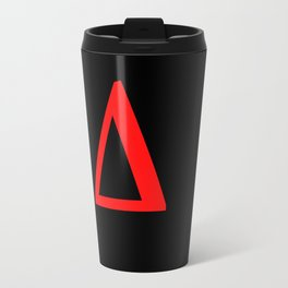 Delta  Δ Travel Mug
