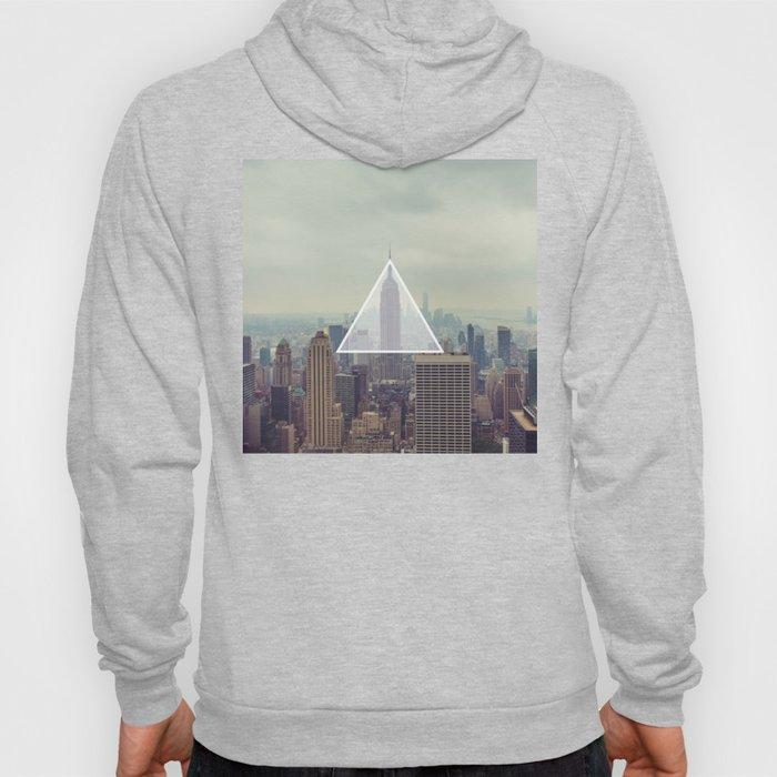 New York Triangle Hoody