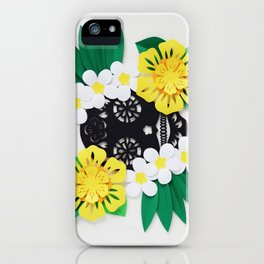 Calavera 2 iPhone Case