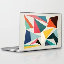 Collection of pointy summit Laptop & iPad Skin