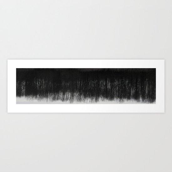 Sinister Awakening Art Print