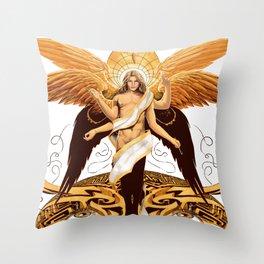 Daedalus Throw Pillow