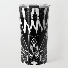 Seed Pattern Travel Mug