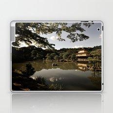 Kinkakuji/The Golden Pavilion II, Kyoto Laptop & iPad Skin