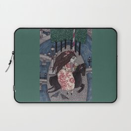 My Summer Days Laptop Sleeve