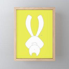 refuse Framed Mini Art Print