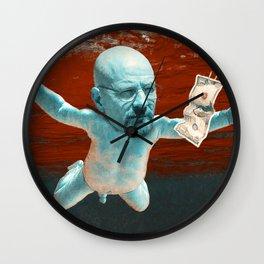 Nevermind ( Breaking Bad ) 2 Wall Clock