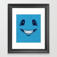 Happy Happy Framed Art Print
