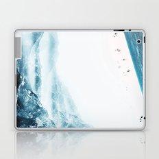 Teal Swim Laptop & iPad Skin