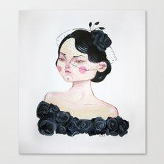 Despecho/Spite Canvas Print