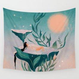 Star dust bath Wall Tapestry