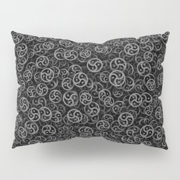 Triskelion Pillow Sham