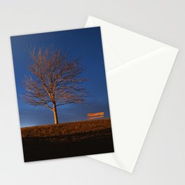 Quiet Dusk Stationery Cards