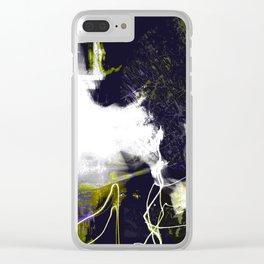 The Dark Arts Clear iPhone Case