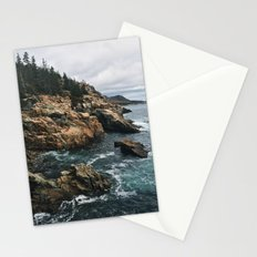 Coastal Acadia Stationery Cards