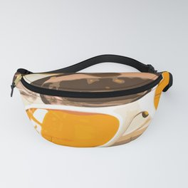 Let the sun shine - welcome spring and summer! Fanny Pack