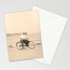 Love on a Bicycle Stationery Cards