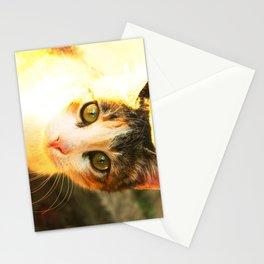She Has A Secret! Stationery Cards