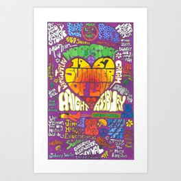 The Height of Highness Art Print