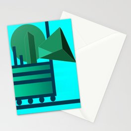 No more running Stationery Cards