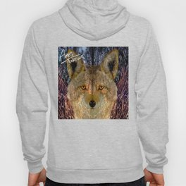Long Night Coyote Hoody