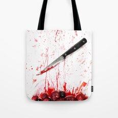 Healthy bloody Eating Tote Bag