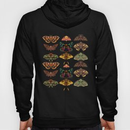 Moth Wings III Hoody