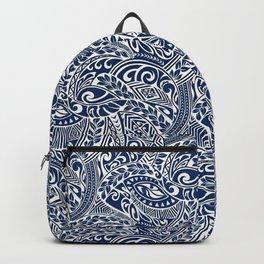 Hawaiian tribal pattern III Backpack