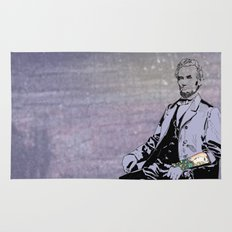 Inked Lincoln Rug