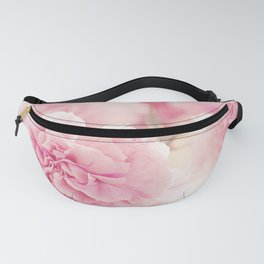 Pale Pink Carnations 2 Fanny Pack