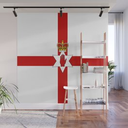 Flag of Ulster Wall Mural