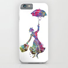 Mary Poppins iPhone 6s Slim Case