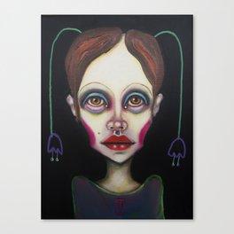 dendra Canvas Print