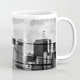 Just Enough for the City Coffee Mug
