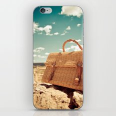 Life is a picnic iPhone & iPod Skin